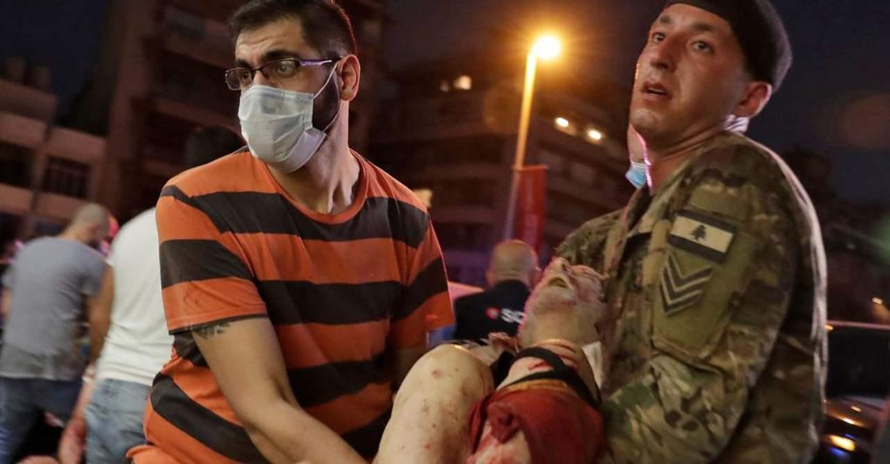 Libano, la situazione è di piana emergenza