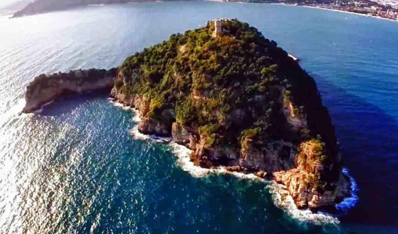 L'isola di Gallinara