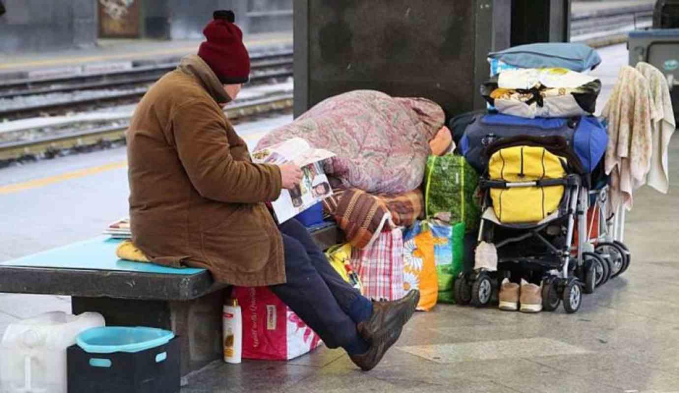 Povertà in Italia in aumento grazie all'Unione Europea?