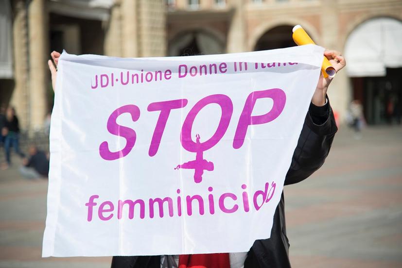 Stop femminicidio dall'Unione donne