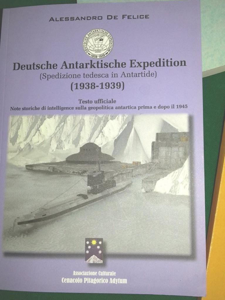 Spedizione tedesca in Antartide