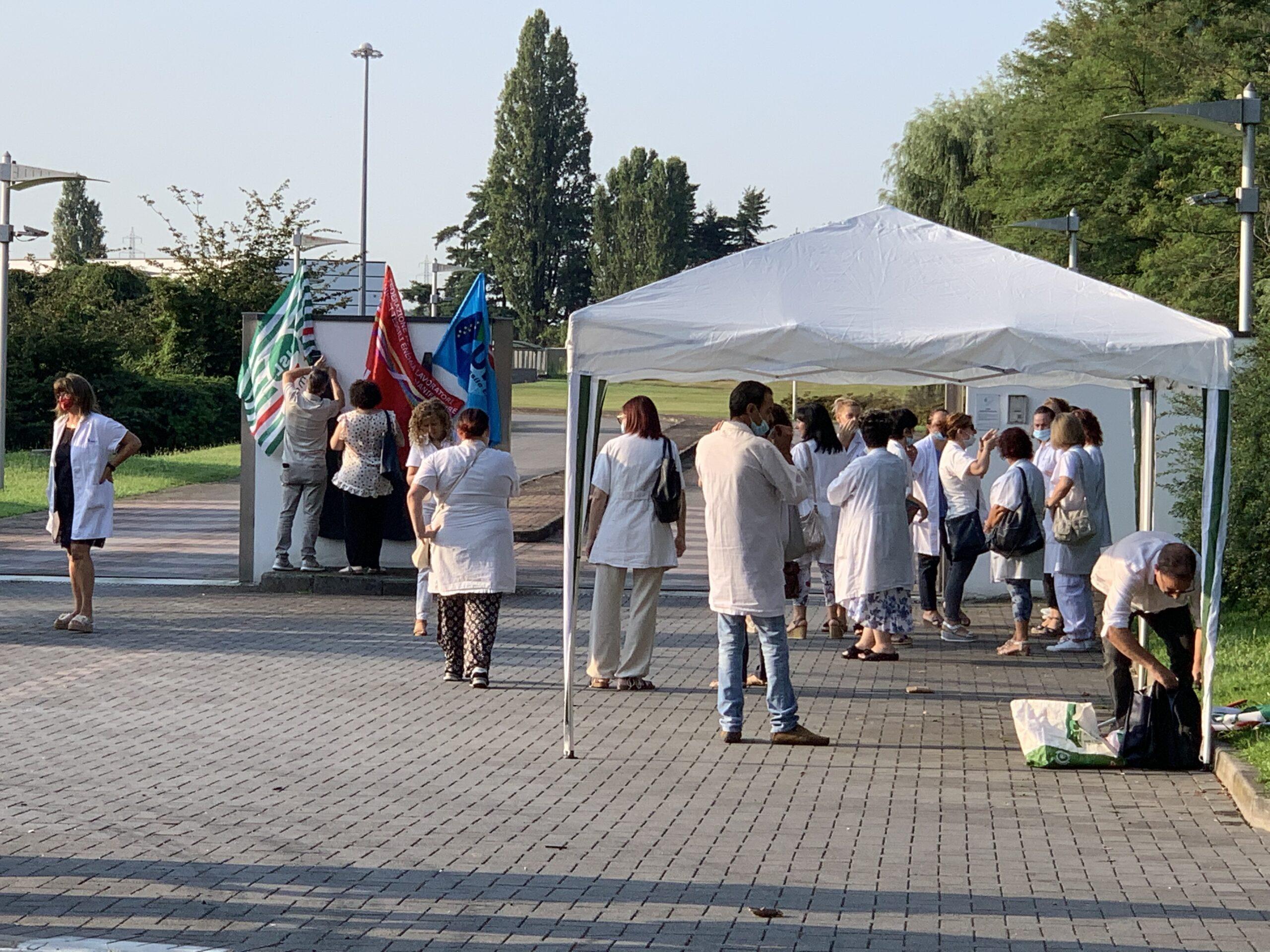 sciopero Moreschi spa