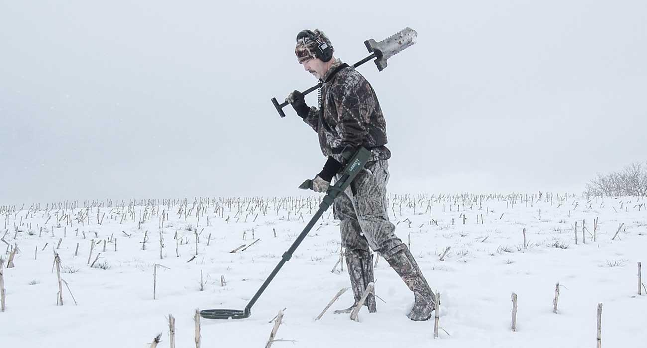 Usare il Metal con la neve? Nessun problema