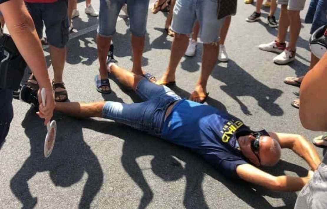 Proteste ad Amantea
