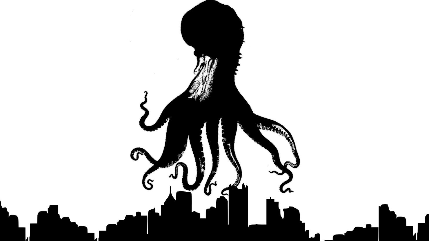 I tentacoli della Piova sulle comunicazioni?