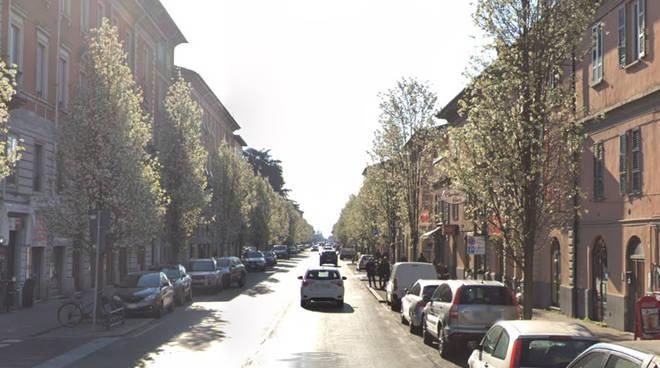 Via Colombo, Piacenza