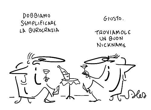 vignetta burocrazia